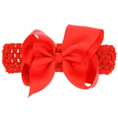 Cloth Fashion Bows Hair accessories  (red)  Fashion Jewelry NHWO1138-red's discount tags