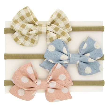 Cloth Fashion Bows Hair accessories  (3 colors mixed)  Fashion Jewelry NHWO1141-3-colors-mixed's discount tags