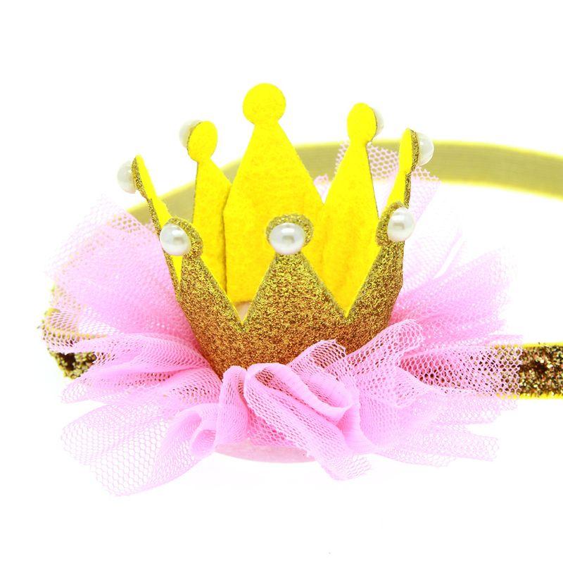 Cloth Fashion Geometric Hair accessories  (Alloy)  Fashion Jewelry NHWO1142-Alloy