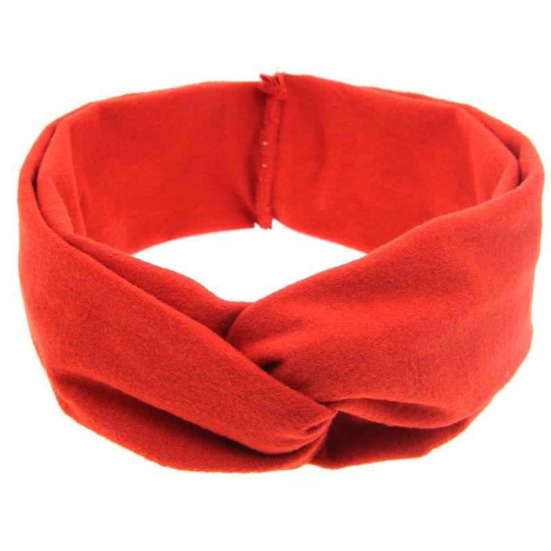 Cloth Fashion Geometric Hair accessories  red  Fashion Jewelry NHWO1145red