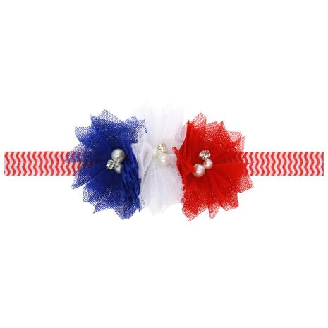 Cloth Fashion Flowers Hair accessories  (H142-1)  Fashion Jewelry NHWO1154-H142-1's discount tags