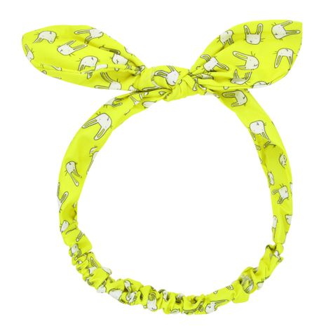 Cloth Fashion Cartoon Hair accessories  (yellow)  Fashion Jewelry NHWO1161-yellow's discount tags