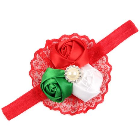 Cloth Korea Flowers Hair accessories  (1)  Fashion Jewelry NHWO1162-1's discount tags