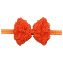 Cloth Fashion Flowers Hair accessories  red  Fashion Jewelry NHWO0786red
