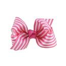 Cloth Fashion Bows Hair accessories  Red stripe  Fashion Jewelry NHWO0802Redstripe