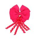 Cloth Fashion Bows Hair accessories  red  Fashion Jewelry NHWO0816red