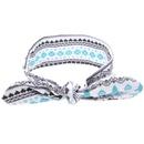 Cloth Fashion Flowers Hair accessories  Christmas white  Fashion Jewelry NHWO0817Christmaswhite