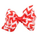 Cloth Fashion Bows Hair accessories  red  Fashion Jewelry NHWO0821red