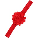 Cloth Fashion Flowers Hair accessories  red  Fashion Jewelry NHWO0840red