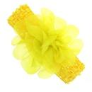 Cloth Fashion Bows Hair accessories  yellow  Fashion Jewelry NHWO0877yellow