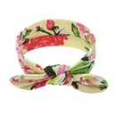 Cloth Fashion Bows Hair accessories  Navy peony flower  Fashion Jewelry NHWO0886Navypeonyflower
