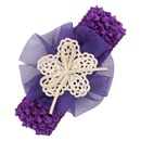 Cloth Fashion Flowers Hair accessories  red  Fashion Jewelry NHWO0900red