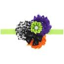 Cloth Simple Flowers Hair accessories  green  Fashion Jewelry NHWO0909green