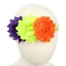 Cloth Fashion Flowers Hair accessories  green  Fashion Jewelry NHWO0911green