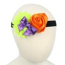 Cloth Fashion Flowers Hair accessories  Orange  Fashion Jewelry NHWO0913Orange