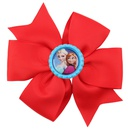 Cloth Fashion Flowers Hair accessories  red  Fashion Jewelry NHWO0925red