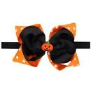Cloth Fashion Flowers Hair accessories  Orange  Fashion Jewelry NHWO0931Orange