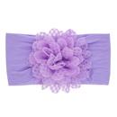 Cloth Fashion Geometric Hair accessories  purple  Fashion Jewelry NHWO0973purple