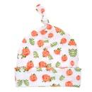 Cloth Fashion  hat  Orange rose  Fashion Jewelry NHWO0985Orangerose