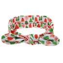 Cloth Fashion Geometric Hair accessories  Christmas wave  Fashion Jewelry NHWO0994Christmaswave