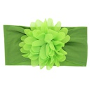 Cloth Fashion Geometric Hair accessories  green  Fashion Jewelry NHWO1037green