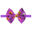 Cloth Fashion Geometric Hair accessories  purple  Fashion Jewelry NHWO1056purple