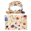 Cloth Fashion Flowers Hair accessories  Navy blue  Fashion Jewelry NHWO1058Navyblue