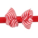 Cloth Fashion Bows Hair accessories  red  Fashion Jewelry NHWO1079red