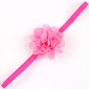 Cloth Fashion Flowers Hair accessories  red  Fashion Jewelry NHWO1081red