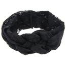 Cloth Fashion Geometric Hair accessories  black  Fashion Jewelry NHWO1085black