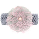 Cloth Fashion Flowers Hair accessories  Rose red  Fashion Jewelry NHWO1105Rosered