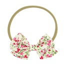 Cloth Fashion Bows Hair accessories  4color mixing  Fashion Jewelry NHWO11174colormixing