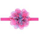 Cloth Fashion Flowers Hair accessories  Pink rose  Fashion Jewelry NHWO1133Pinkrose