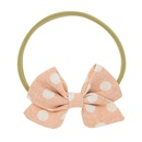 Cloth Fashion Bows Hair accessories  3 colors mixed  Fashion Jewelry NHWO11413colorsmixed