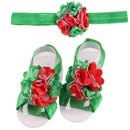 Cloth Fashion Flowers Hair accessories  red  Fashion Jewelry NHWO1144red