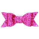 Leather Fashion Bows Hair accessories  red  Fashion Jewelry NHWO1148red
