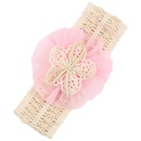 Cloth Fashion Flowers Hair accessories  red  Fashion Jewelry NHWO1150red