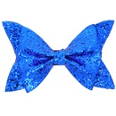 Cloth Fashion Flowers Hair accessories  blue  Fashion Jewelry NHWO1157blue