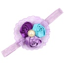 Cloth Korea Flowers Hair accessories  1  Fashion Jewelry NHWO11621
