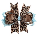 Cloth Fashion Flowers Hair accessories  Turquoise blue  Fashion Jewelry NHWO1166Turquoiseblue
