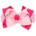NHWO1007-Pink-rose-wide-hair-band