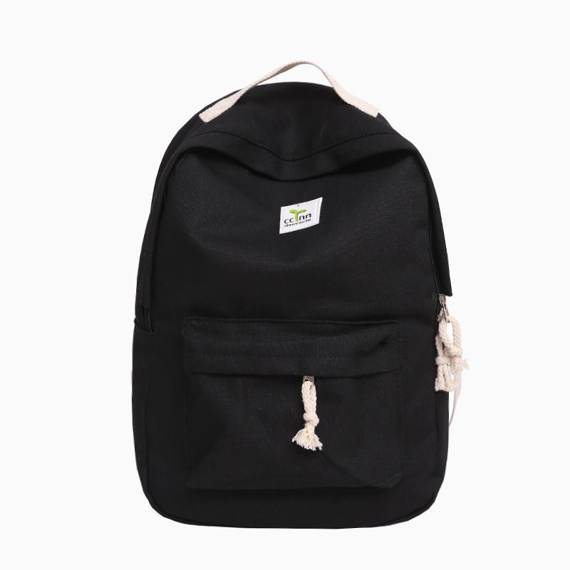 Polyester Fashion  backpack  (black)  Fashion Bags NHXC1024-black