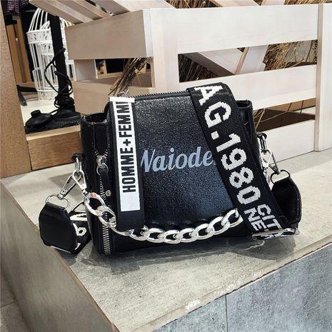 PU Korea  handbag  (black)  Fashion Bags NHXC1038-black's discount tags