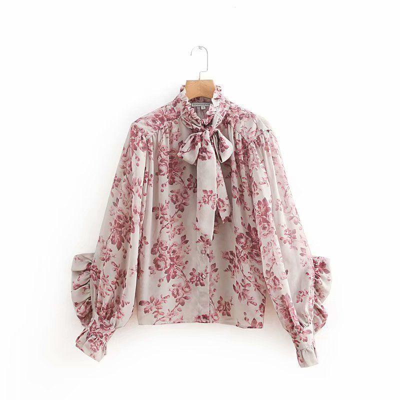 Chiffon Fashion  coat  (Picture color - M)  Women Clothing NHAM7320-Picture-color-M