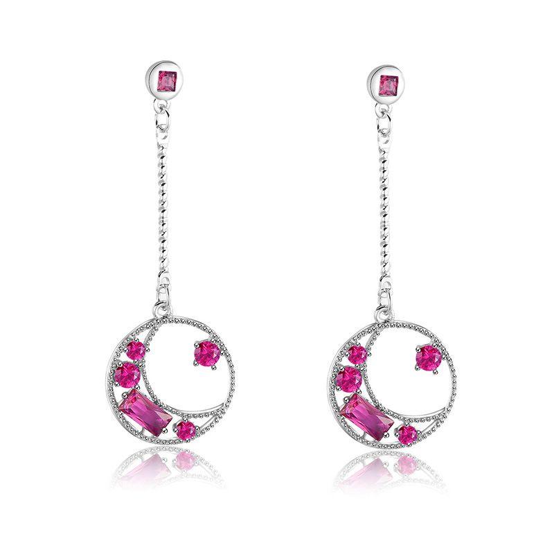 Copper Fashion Geometric earring  61189577  Fine Jewelry NHXS230461189577