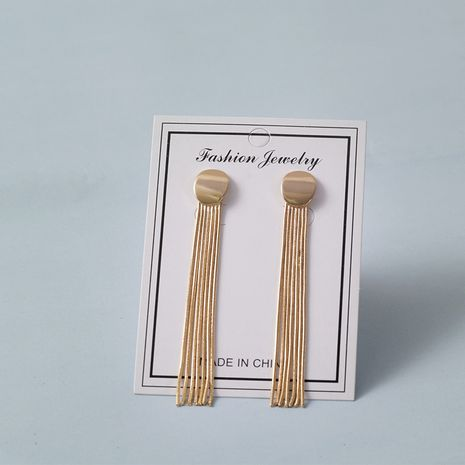 Alloy Fashion Tassel earring  (Alloy)  Fashion Jewelry NHNZ1270-Alloy's discount tags