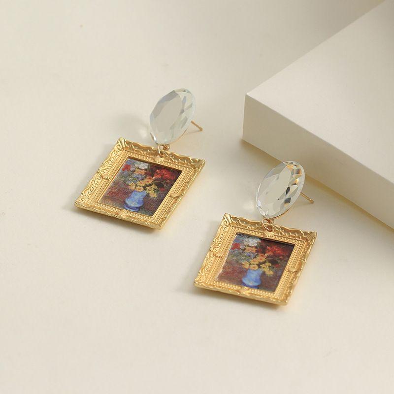 Alloy Fashion Geometric earring  Alloy  Fashion Jewelry NHNZ1275Alloy