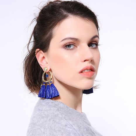 Alloy Fashion Tassel earring  (Photo Color)  Fashion Jewelry NHQD6173-Photo-Color's discount tags