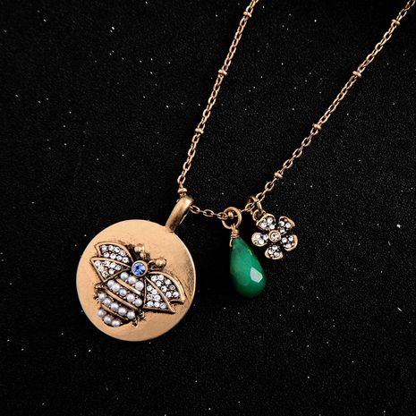 Alloy Fashion Animal necklace  (Photo Color)  Fashion Jewelry NHQD6179-Photo-Color's discount tags