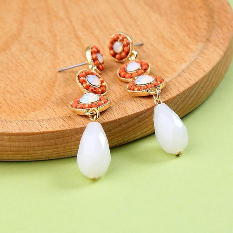 Alloy Fashion Geometric earring  (Photo Color)  Fashion Jewelry NHQD6187-Photo-Color's discount tags